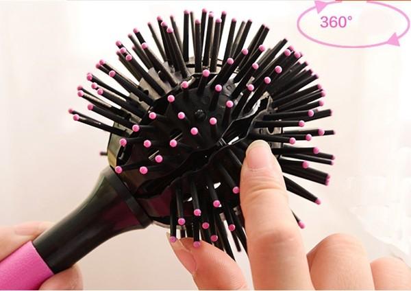 hair styling brush