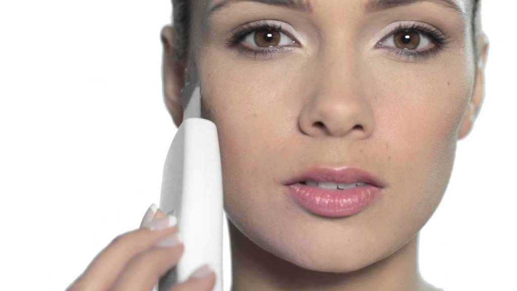 Ultrasonic Face Cleaner