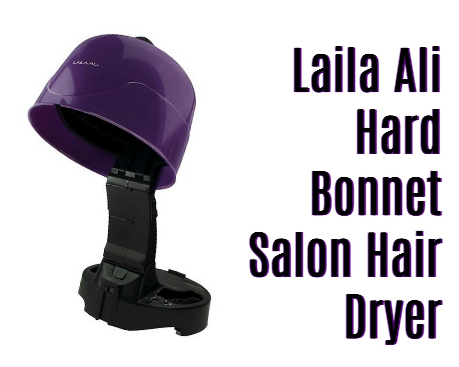 Portable Hooded Hair Dryer