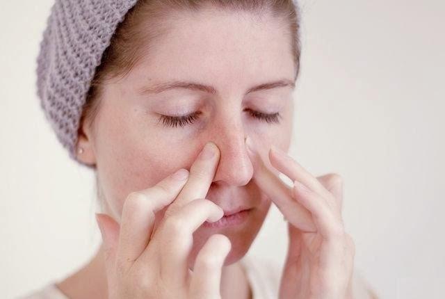 nose massage