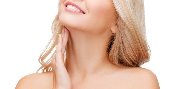 Tighten Loose Skin Neck