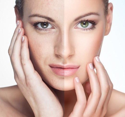 face whitening tips