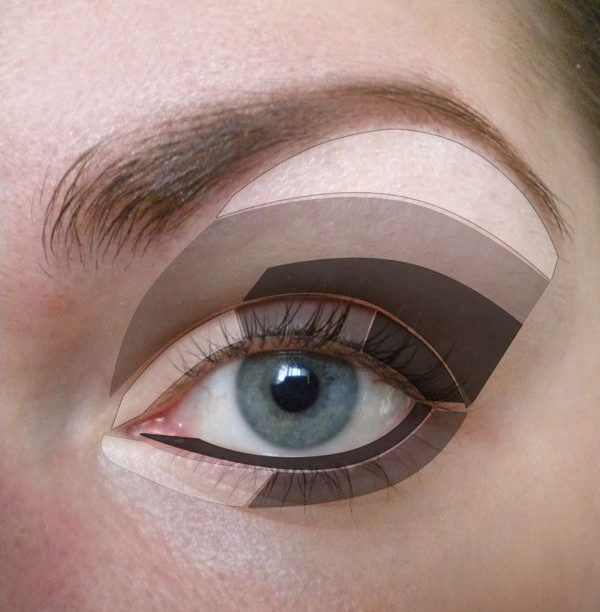 Eye Shadow parts