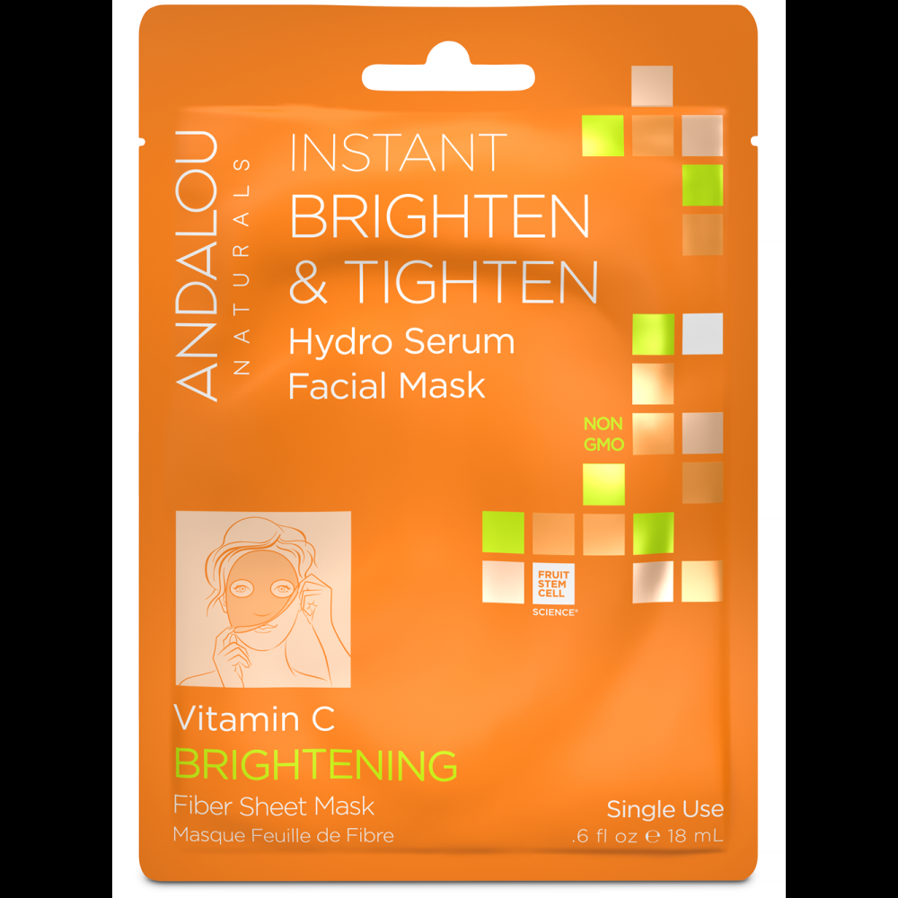 Instant Brighten and Tighten by Andalou Naturals