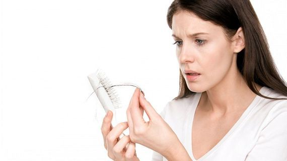causes of hair loss for women