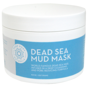Dead Sea Mud Mask by Pure Body Natural
