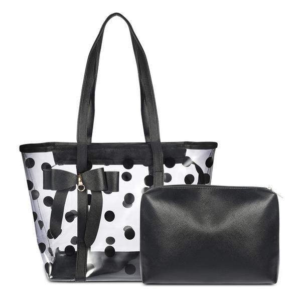 Polka Dot Handbag