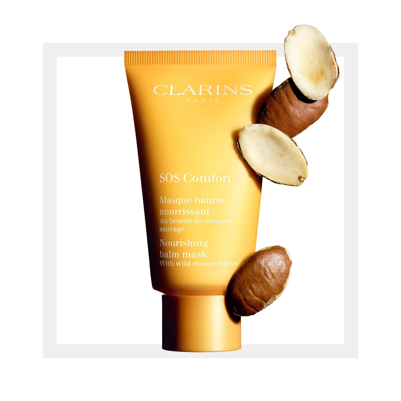 SOS Comfort by Clarins Paris
