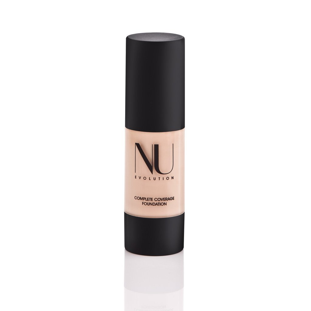 Complete Coverage Foundation by Nu Evolution