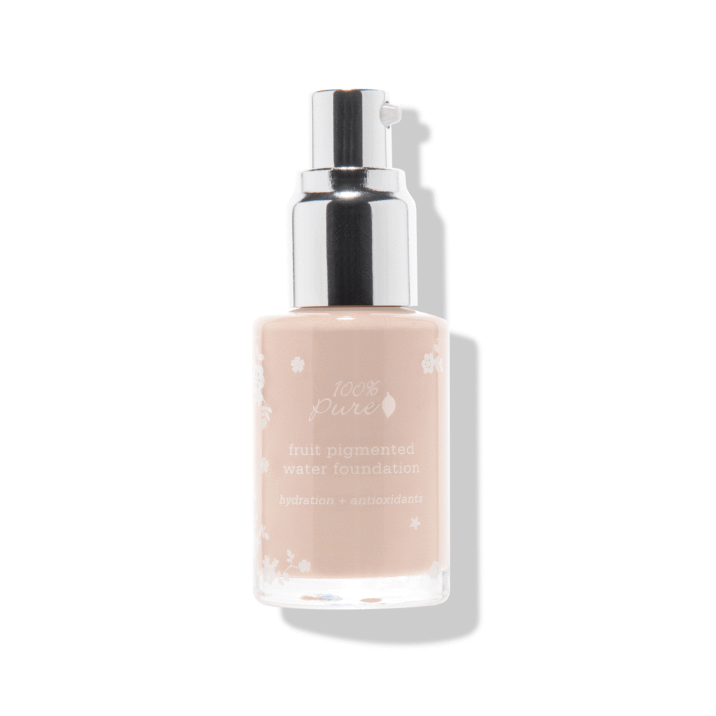 Fruit Pigmented Water Foundation by 100% Pure