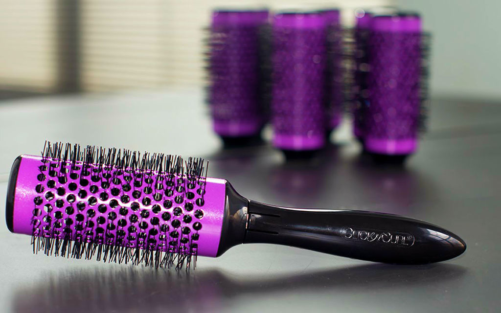 Professional Round Hair Brush Set